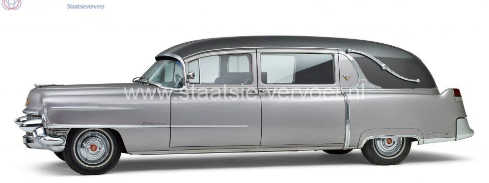 Cadillac 1955 Classic Rouwauto