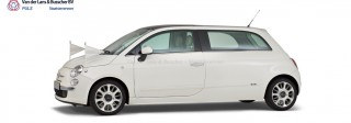 Fiat 500 Kinderrouwauto