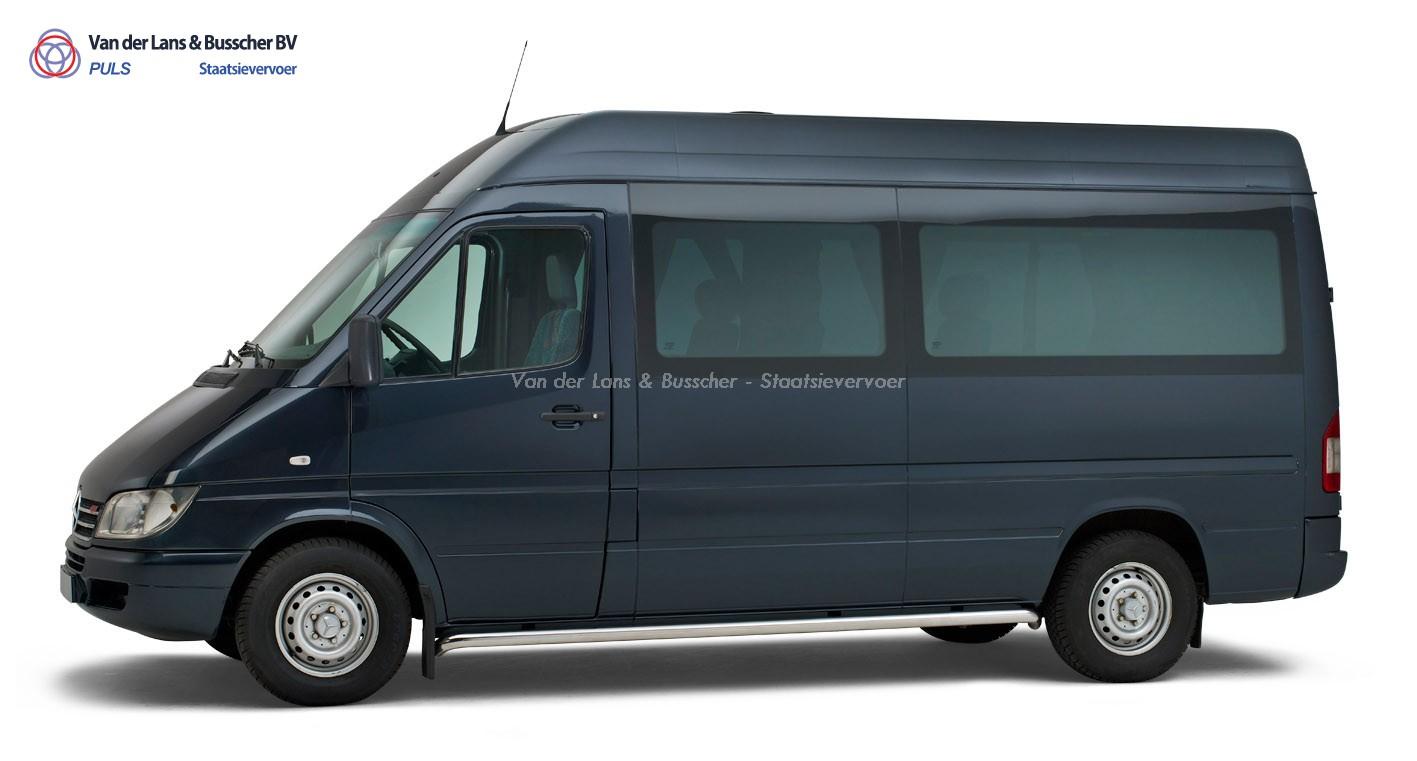 Sprinter Rolstoelbus/Rouwbus