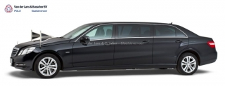 Mercedes zwart - 7 Persoons Volgauto