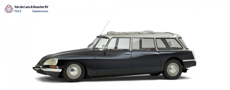 Citroen DS Rouwauto