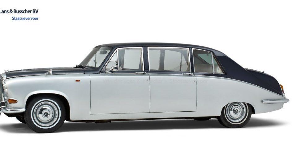Daimler Volgauto 7 Persoons