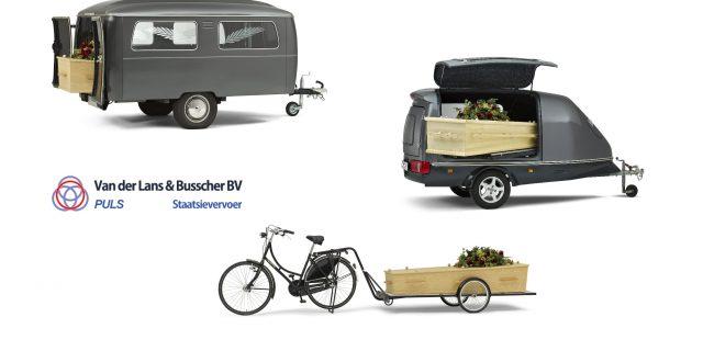 Nieuwe vervoersmiddelen in het assortiment