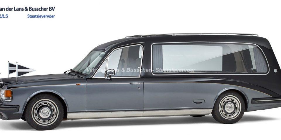 Rolls Royce Silver Spirit Rouwauto