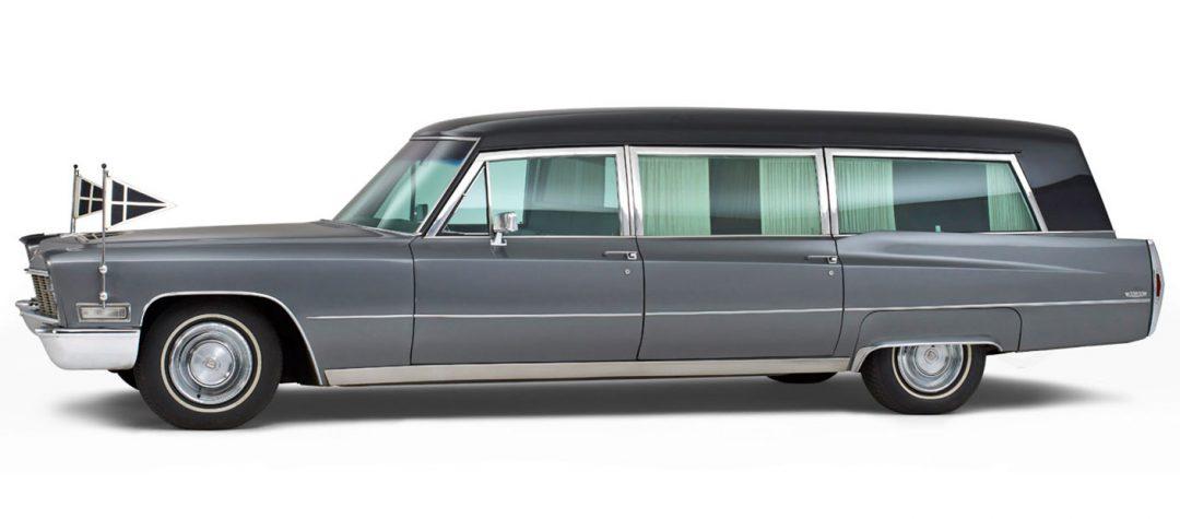 Cadillac-Seventies-rouwauto