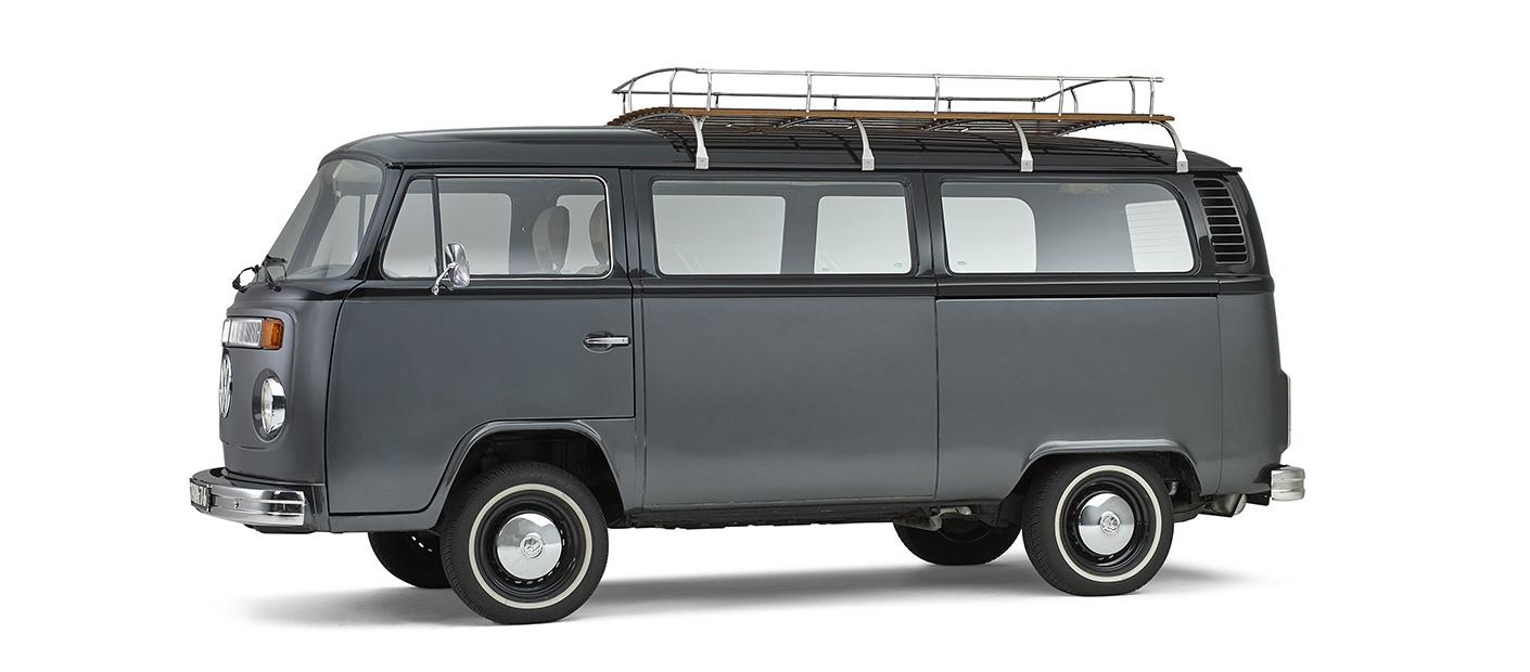 Volkswagen T2 Rouwbus