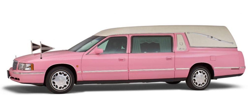 Cadillac-roze-Landaulet-rouwauto