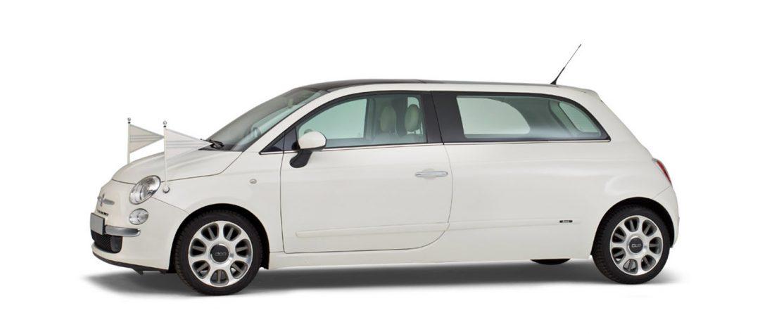 Kinderrouwauto-Fiat-500-wit