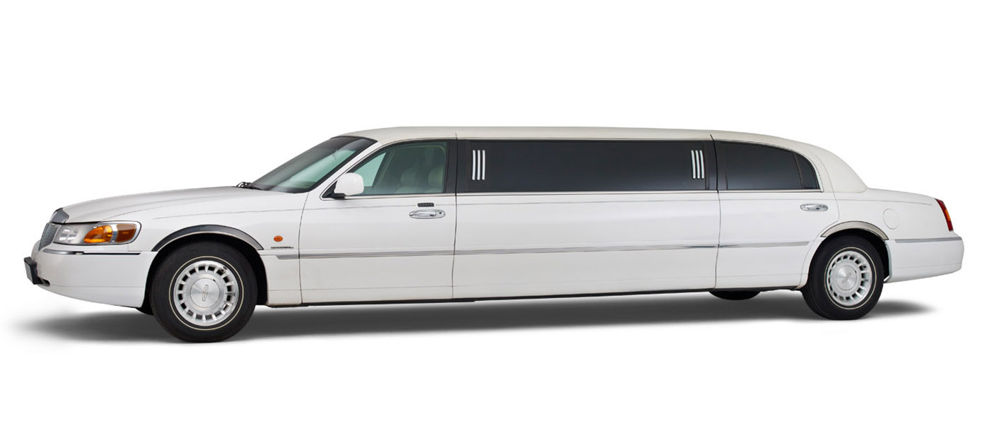Lincoln Limousine 6 persoons