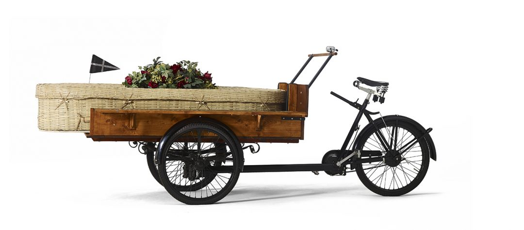Rouw-Bakfiets