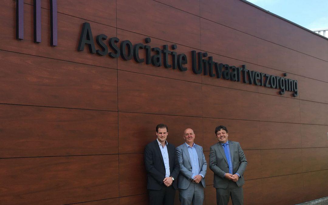 VSV en Van der Lans & Busscher nieuwe partners UNC Uitvaartzorg