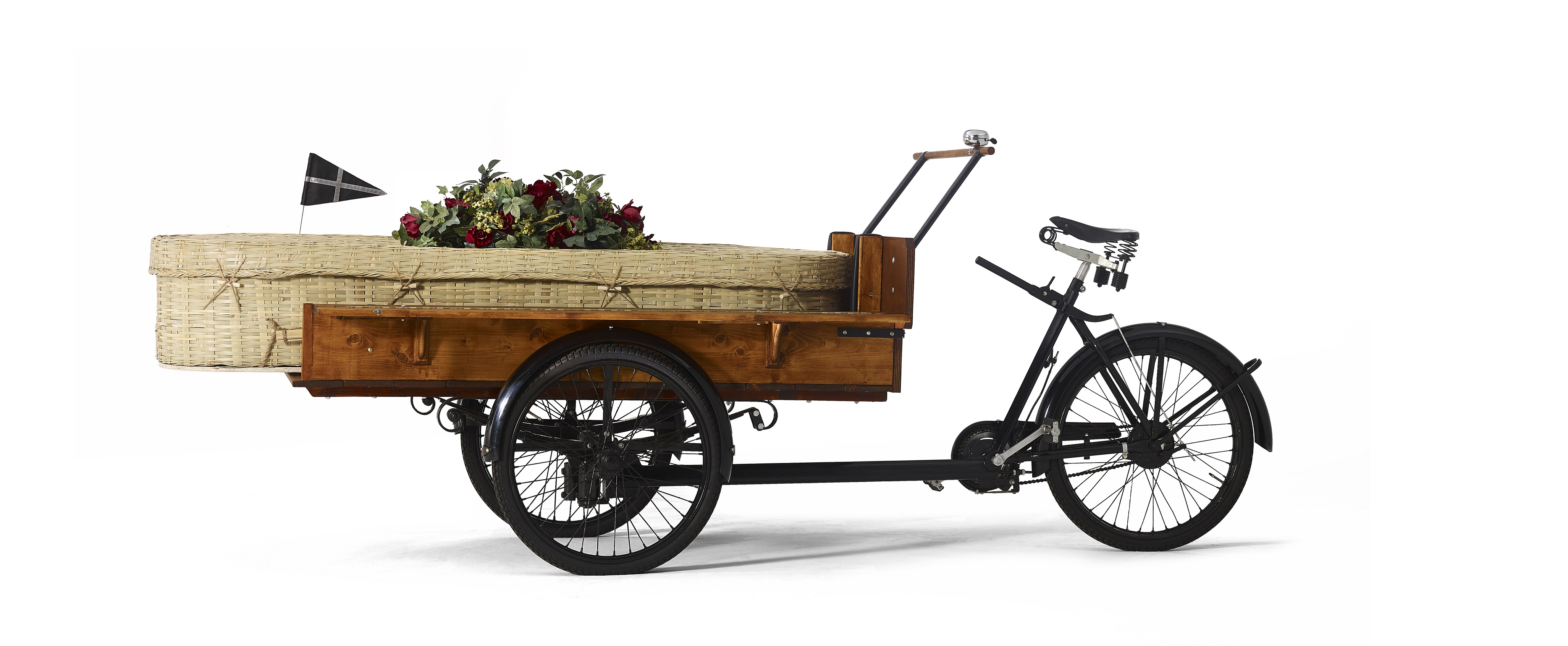 Rouw Bakfiets