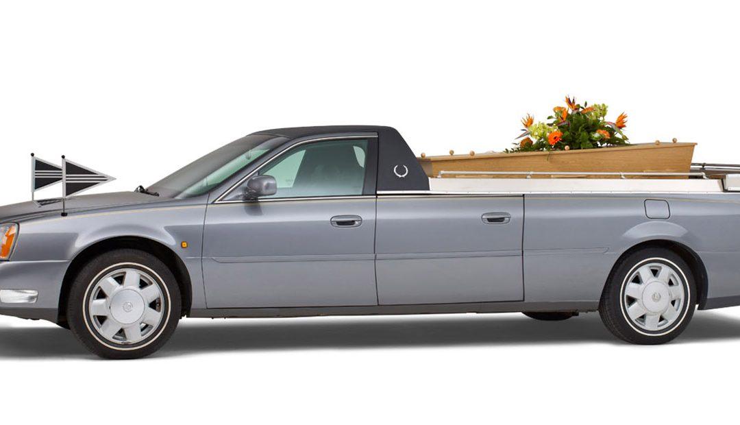 Open Cadillac Rouwauto