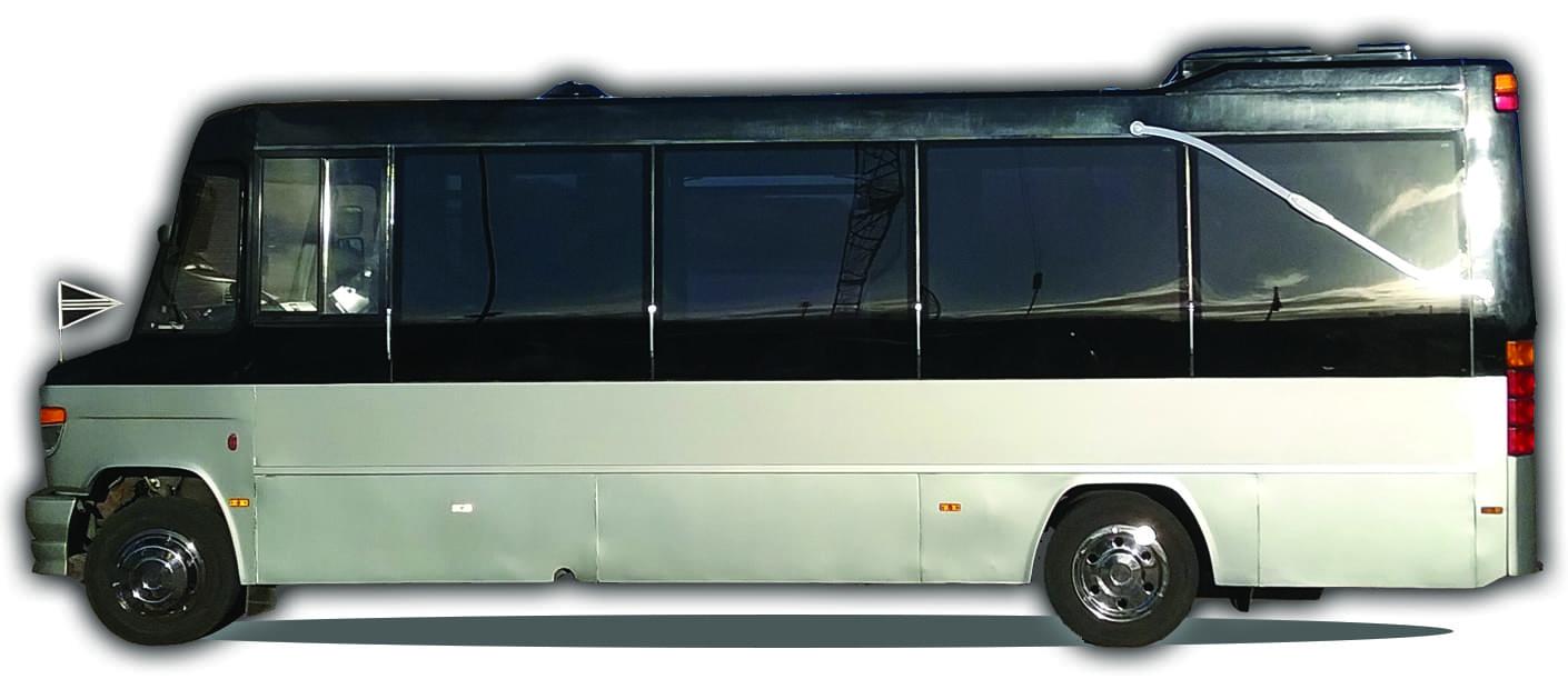 Uitvaartbus