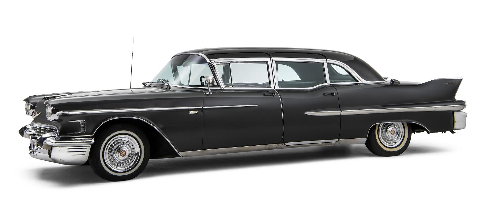 Cadillac 1958 Volgauto